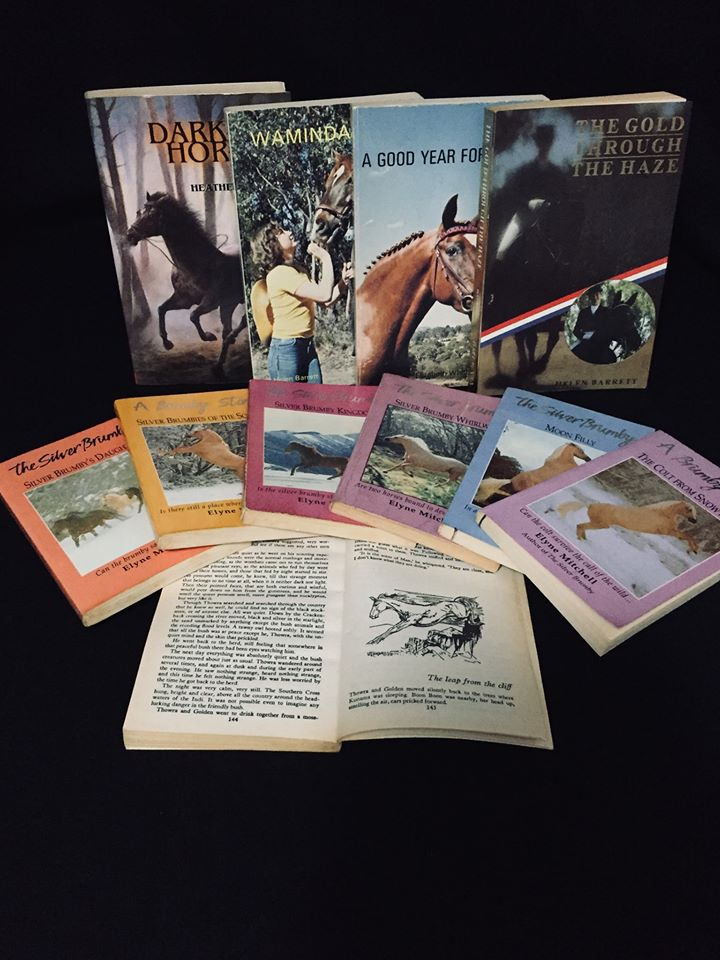 A Horse Lover's Library