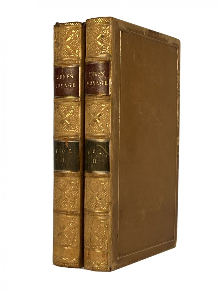 Narrative of the Surveying Voyage of H.M.S. Fly,; Commanded by Captain F.P. Blackwood, R. N. in Torres Strait, New Guinea and Other Islands of the Eastern Archipelago, During the Years 1842-1846: Together with an Excursion into the Interior of the Eastern Part of Java. Joseph Beete JUKES.