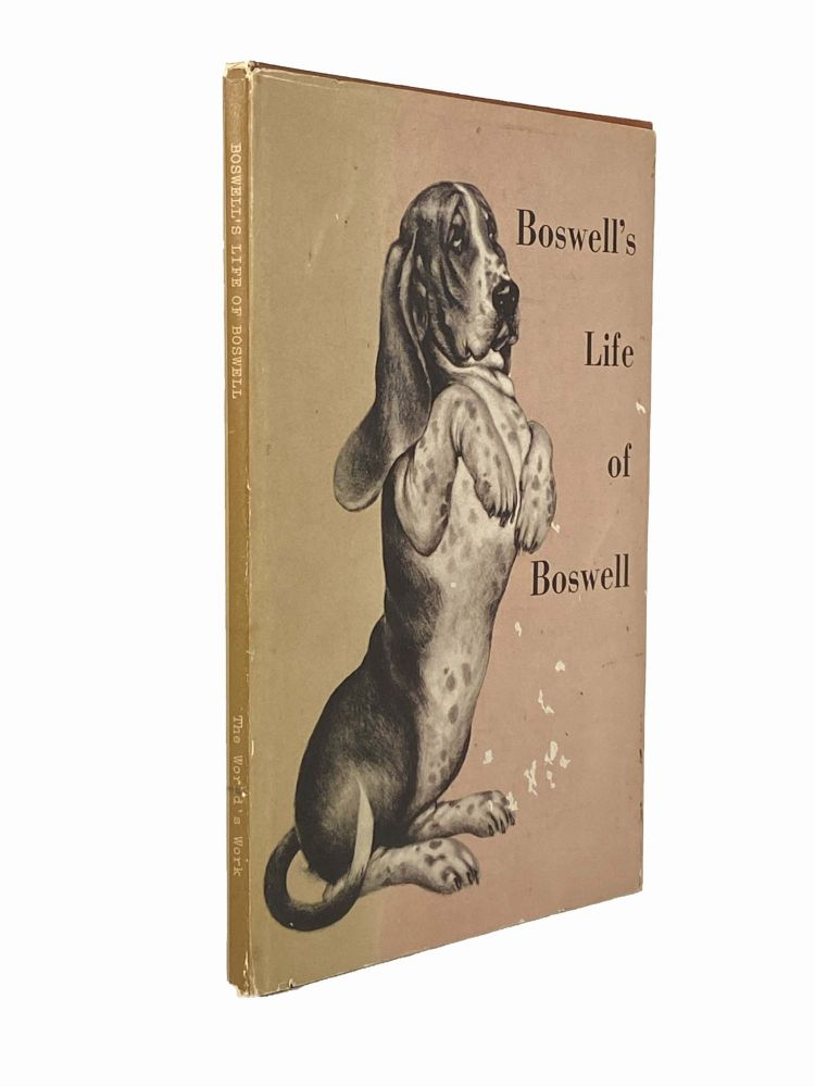 Boswell's Life of Boswell. Evelyn LEAVENS.