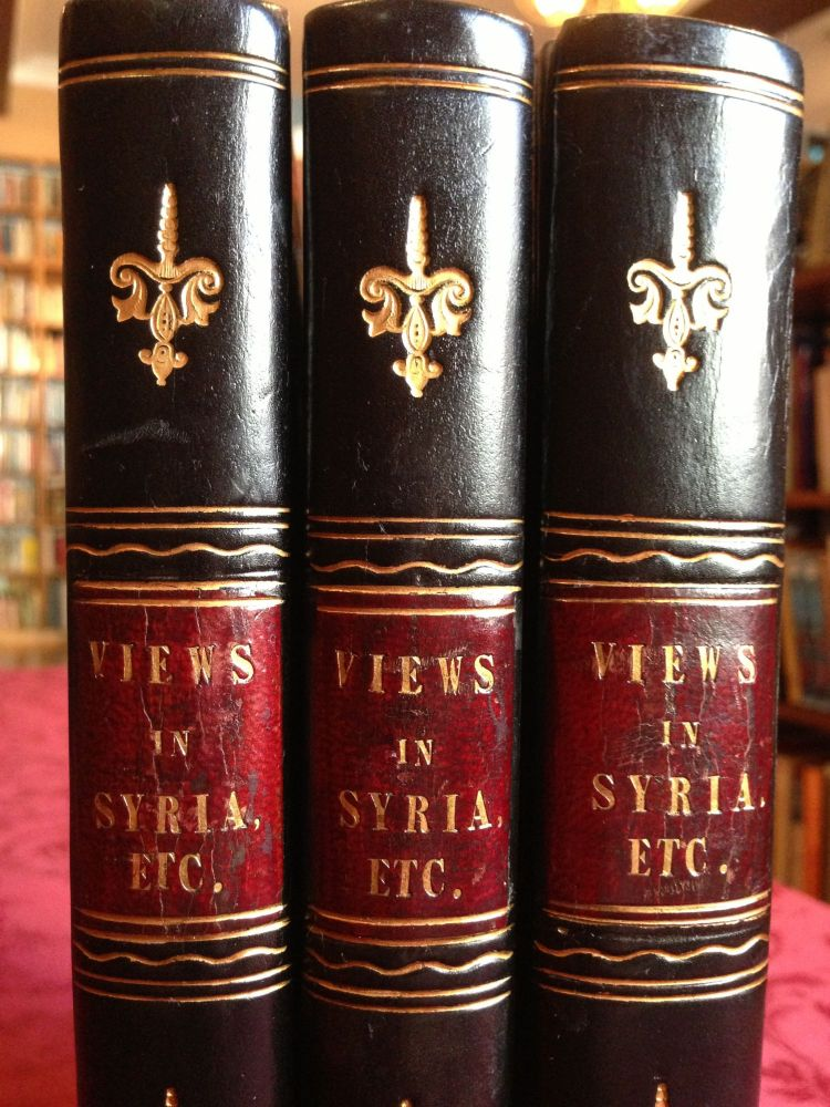 Views in Syria, Etc. John Carne.