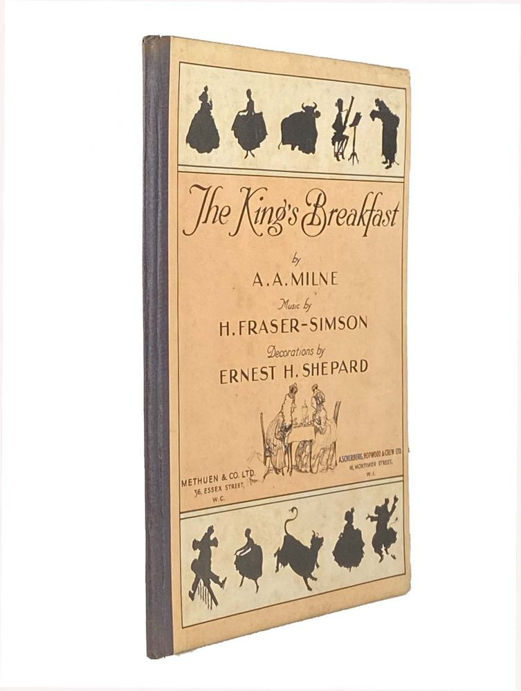 The King's Breakfast. A. A. MILNE.