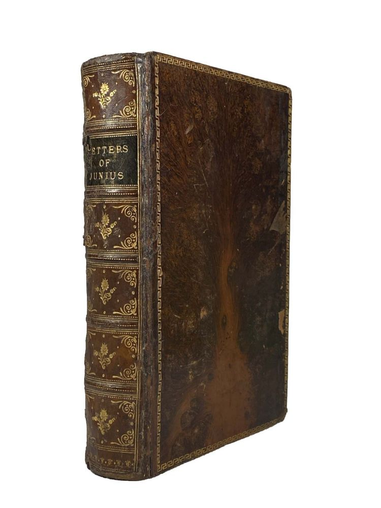 Junius: Including letters by the same writer, under other signatures (Now first collected); To which are added, his confidential correspondence with Mr Wilkes and his private letters addressed to Mr H.S. Woodfall. With a preliminary essay. notes, fac-similes, &c. Henry PARKES, H. H. COOKE.