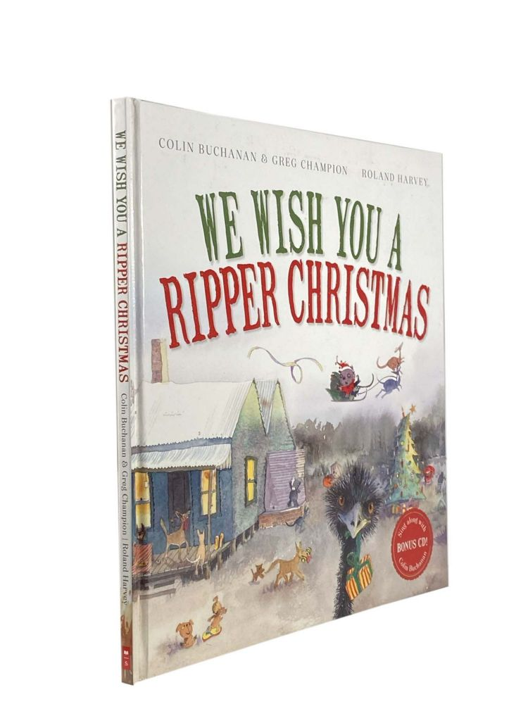We Wish You A Ripper Christmas. Colin BUCHANAN, Greg CHAMPION.