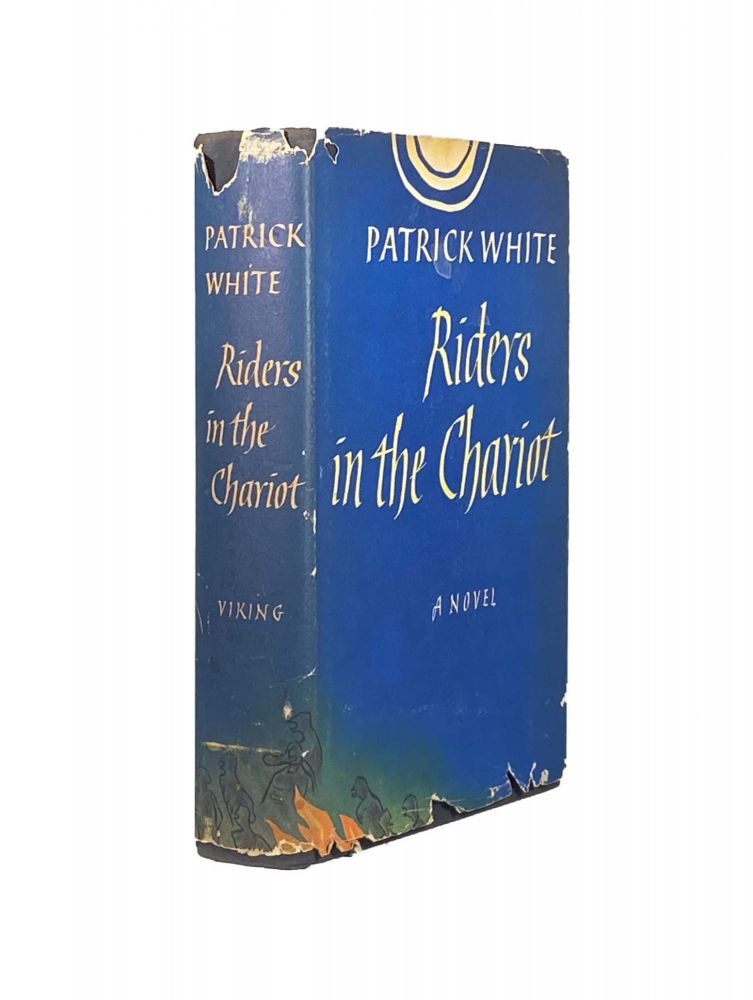 Riders in the Chariot. Patrick White.