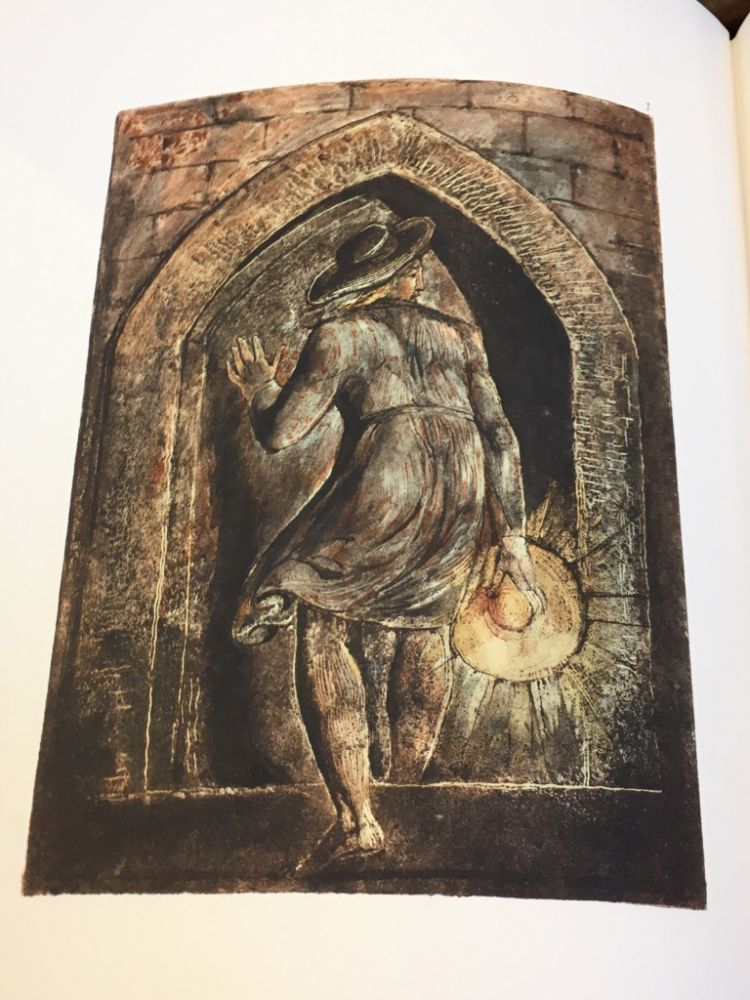 Jerusalem. The Emanation of the Giant Albion. William Blake.