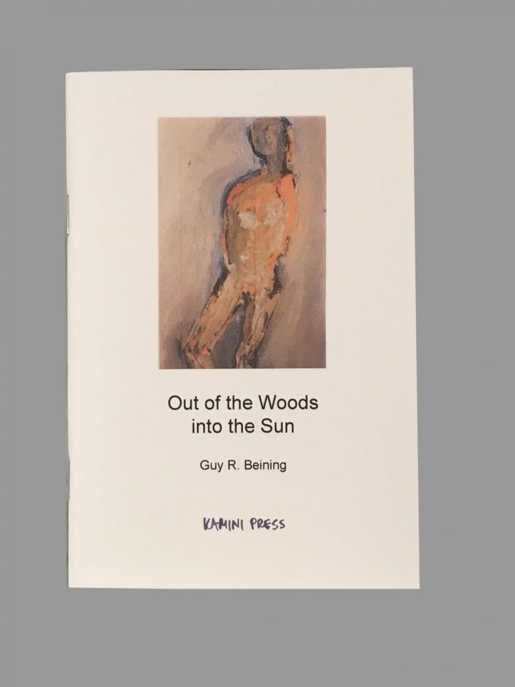 Out of the Woods into the Sun. Guy R. Beining.