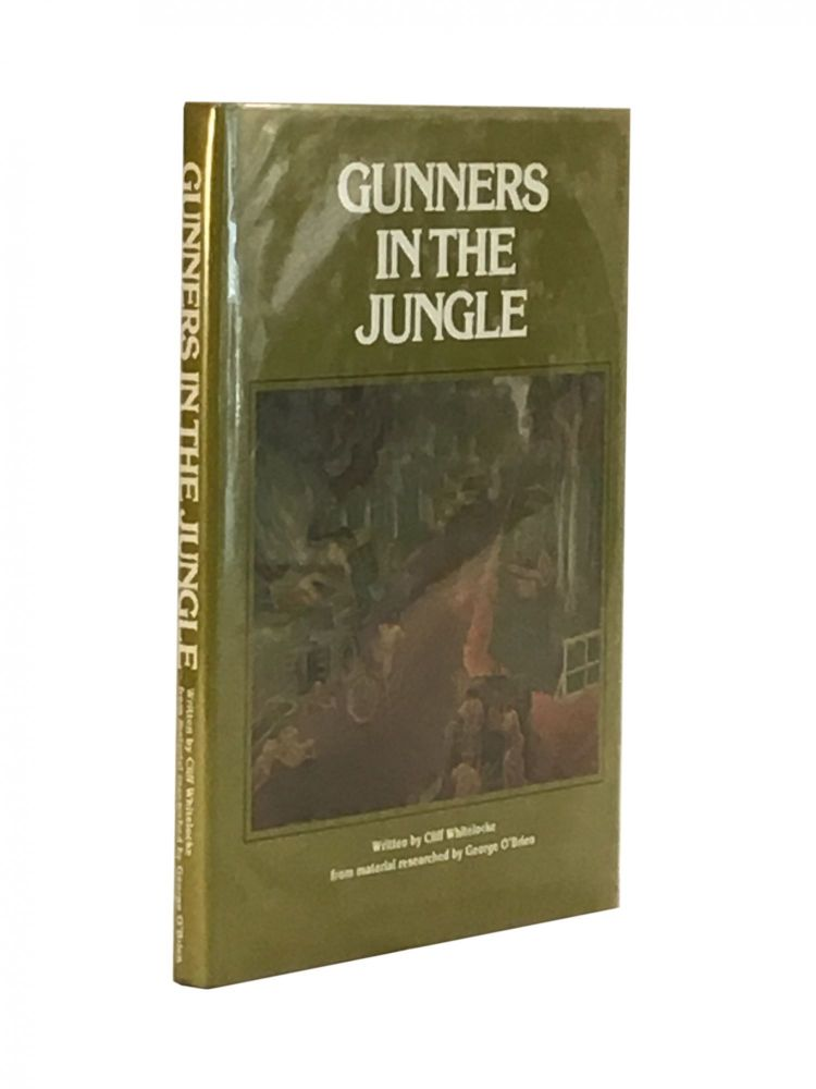 Gunners in the Jungle. from material, George O'Brien.