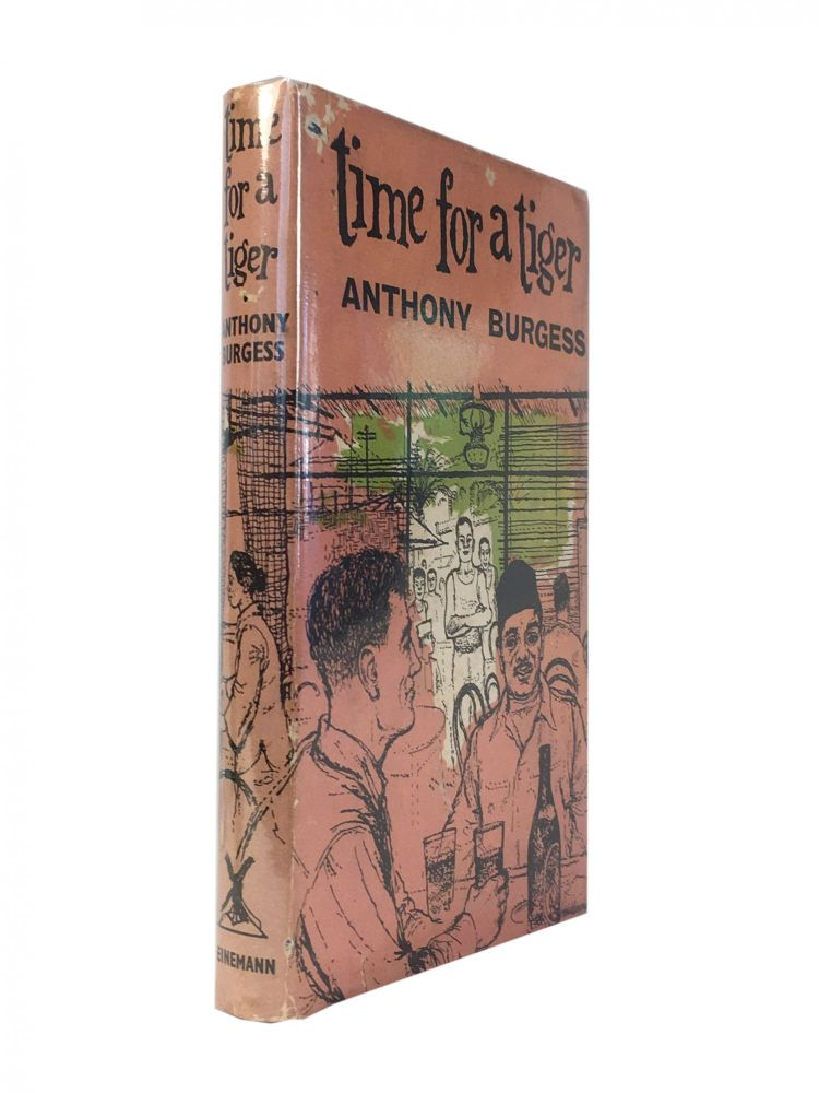 Time for a Tiger. Anthony Burgess.