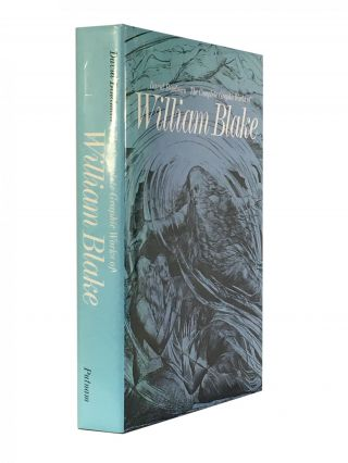The Complete Graphic Works of William Blake. David BINDMAN