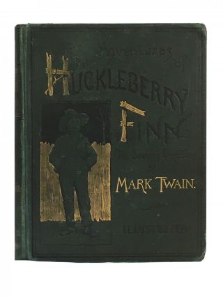 Adventures of Huckleberry Finn. Mark TWAIN