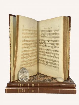 A selection of the most favourite Scots songs chiefly pastoral. Adapted for the harpsichord, with an accompaniment for a violin, by eminent masters. Respectfully inscribed to Her Grace The Duchess of Gordon