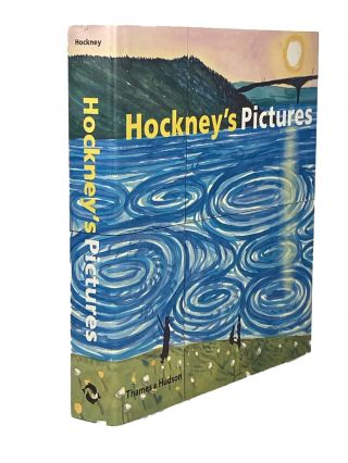 Hockney's Pictures. Evans GREGORY, David GRAVES