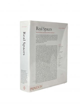 Real Spaces; World Art History and the Rise of Western Modernism. David SUMMERS