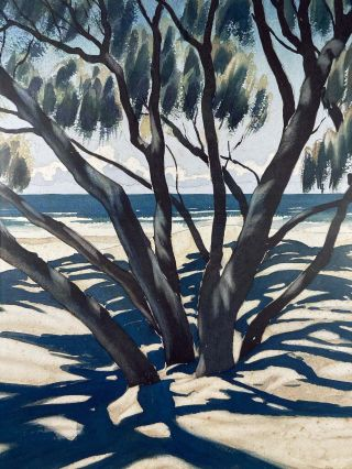 Making it Modern; The Watercolours of Kenneth Macqueen held at the Queensland Art Gallery, 10...