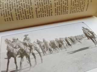 With The Ninth Light Horse in the Great War