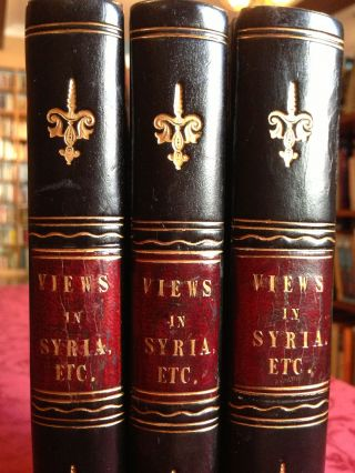 Views in Syria, Etc. John Carne