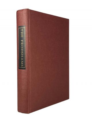 The Frodshams ; The Story Of A Family of Chronometer Makers 1758-1980