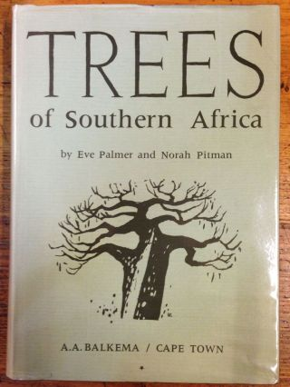 Trees of Southern Africa. Complete in 3 Volumes.