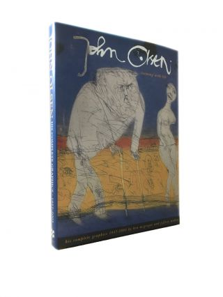 John Olsen. Teeming with life. Ken McGregor.