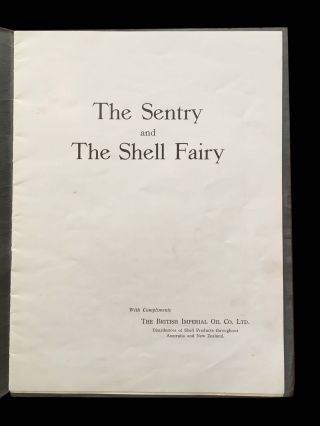 The Sentry and the Shell Fairy