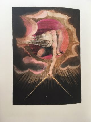 Europe a Prophecy. William Blake