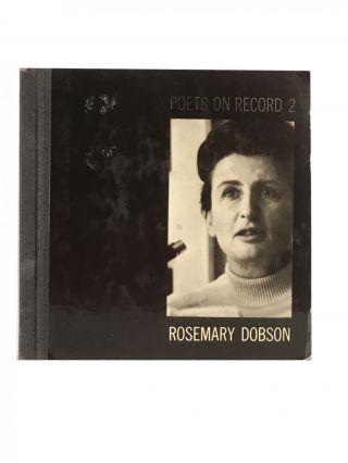 Poets on Record 2. Rosemary Dobson