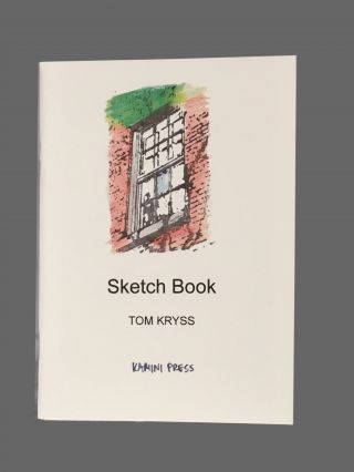 Sketch Book. Tom Kryss