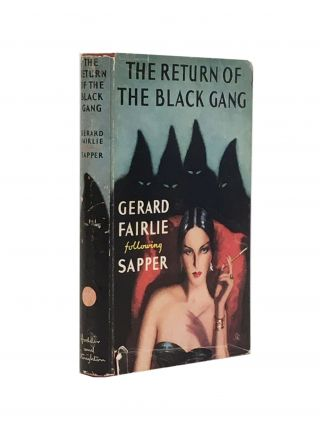 The Return of the Black Gang. Gerard Fairlie