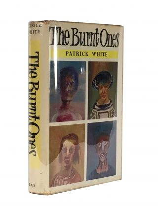 THREE PATRICK WHITE PRESENTATION COPIES INCLUDING A DEDICATEE COPY & A SIGNED ASSOCIATION COPY