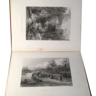 Australia; Illsutrated from the Drawings by Skinner Prout, N. Chevalier, O. Brierly, ETC. ETC.